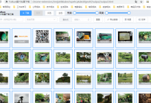 图片批量下载-chrome插件Fatkun
